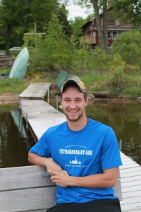 Zach- Counselor/Waterfront Coordinator