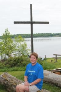 Pam- Volunteer and Hospitality Coordinator